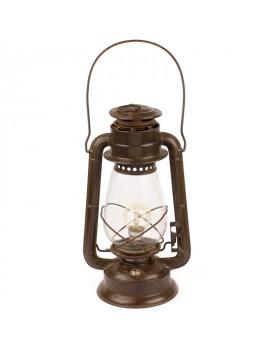 Lampe pétrole éléctrifiée