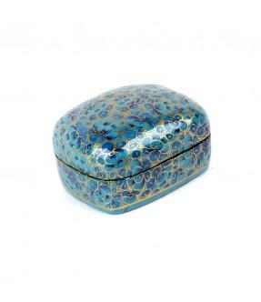 Blue cashmiry box