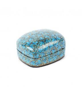 Turquoise cashmiry box