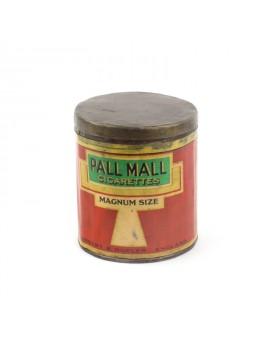 Boîte ancienne cigarette pall mall