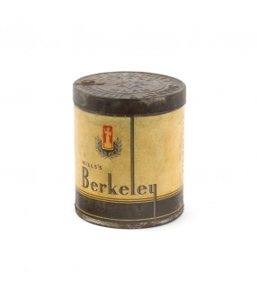 berkeley - old iron cigarette box