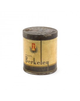 Boîte ancienne cigarette berkeley