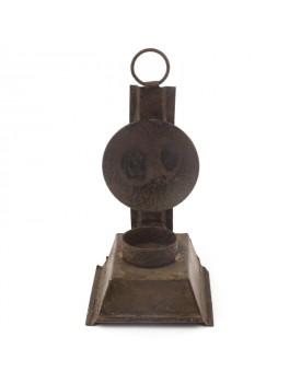 Bougeoir ancienne cuve pétrole BAC9510