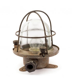 Petite lampe bateau