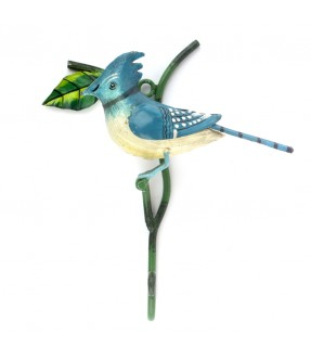 Blue bird hook