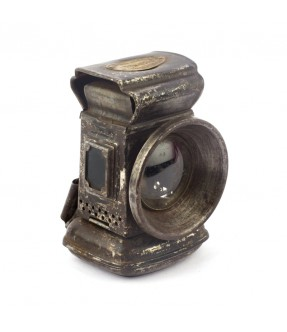 old bicycle lamp 1900