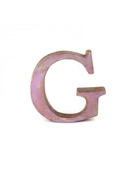 Lettre G