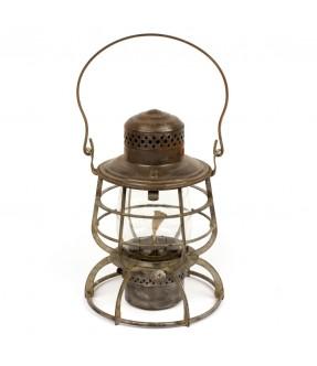 Iron Lantern - Dietz 1900