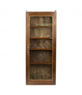 old showcase - teak wood - 1