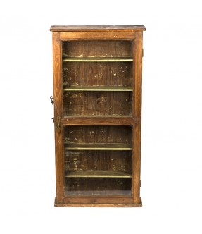 old showcase - teak wood - 8
