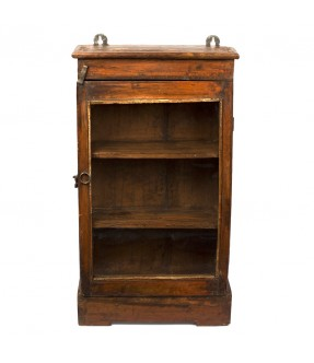 old showcase - teak wood - 12