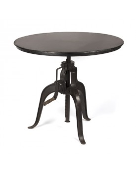 Table manivelle