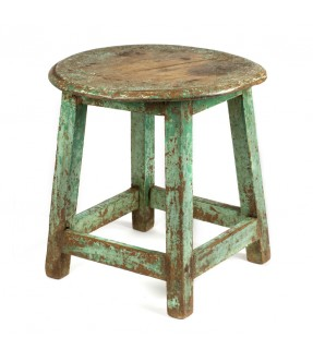 Colored stool