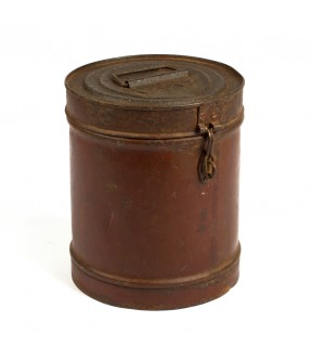 Old iron barrel - 2