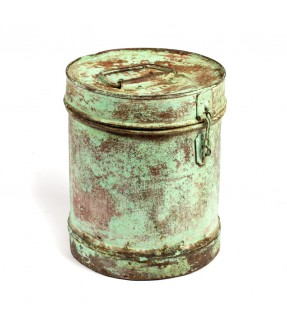 Old iron barrel - 3