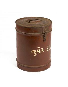 Baril métal B4
