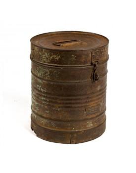 Baril métal B6