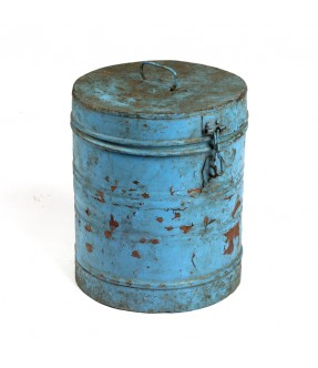 Old iron barrel - 8