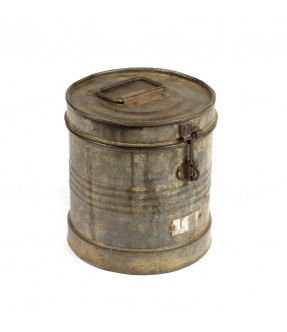 Old iron barrel - 9