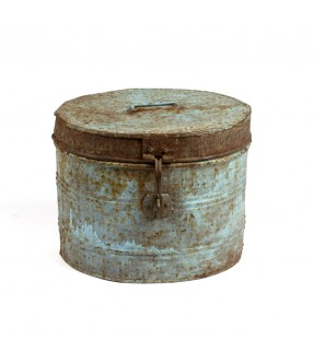 Ancienne boîte à chapeau - 2