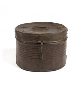 Ancienne boîte à chapeau - 3