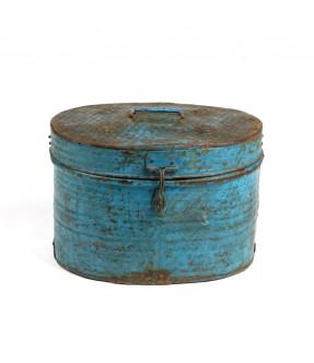 Ancienne boîte à chapeau - 4