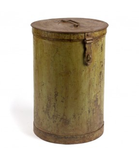 Old iron barrel - 14