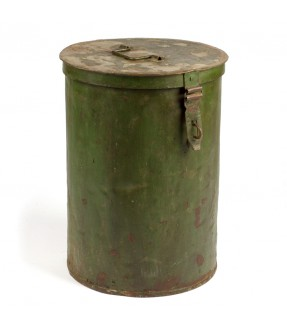 Old iron barrel - 15