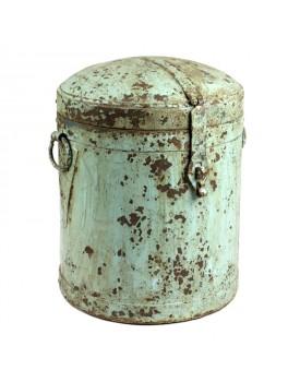 Baril métal B22