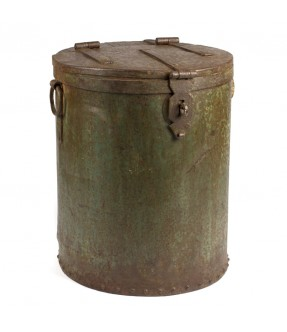 Old iron barrel - 19
