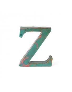 Lettre Z