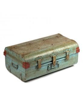 Ancienne valise métal V3