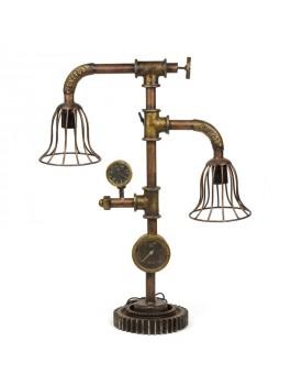 Lampe industrielle compteur
