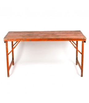 Table pliante basse-vue1